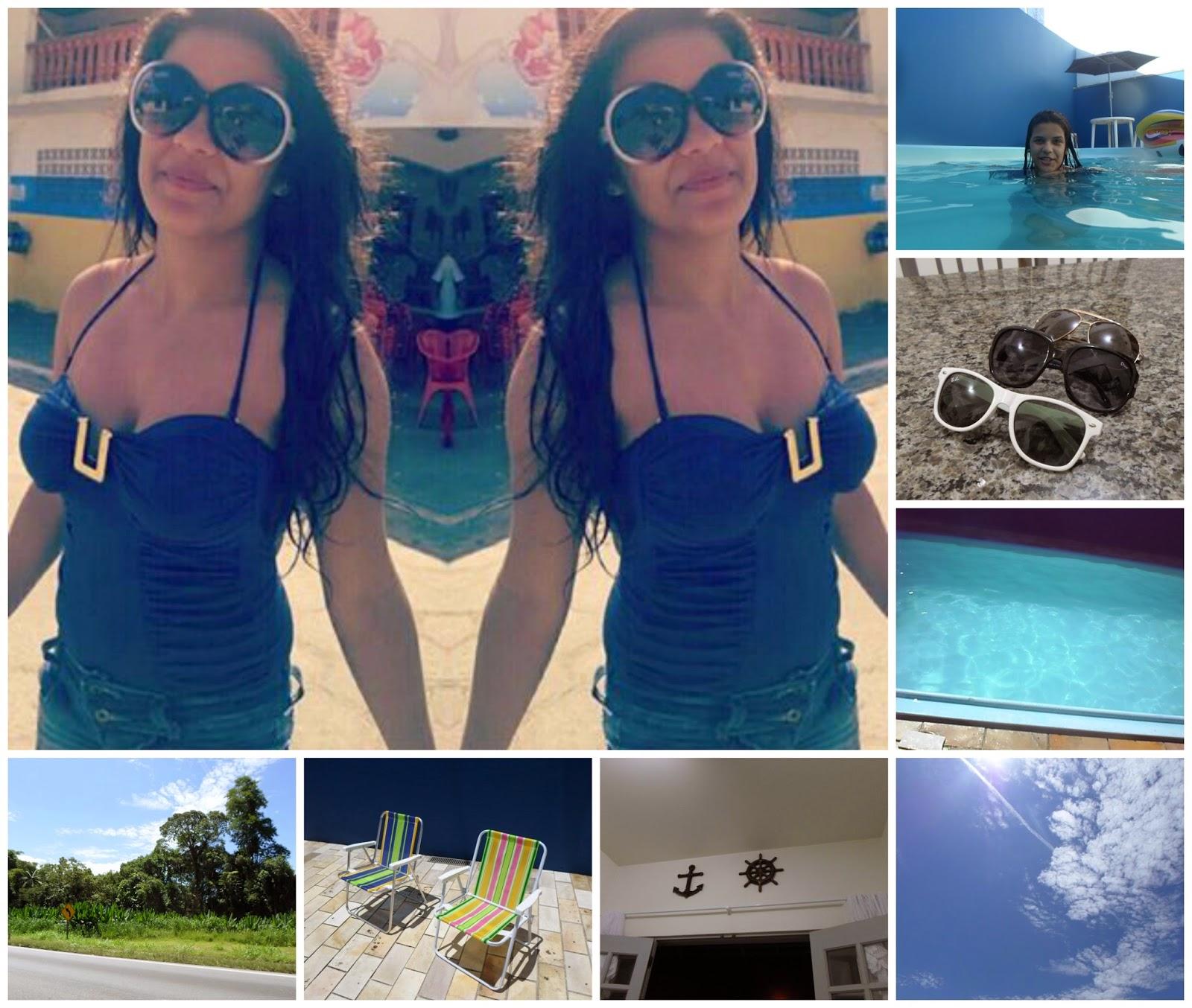 Blog beleza rosa vlog de viagem tour pela casa na for Vlog in piscina