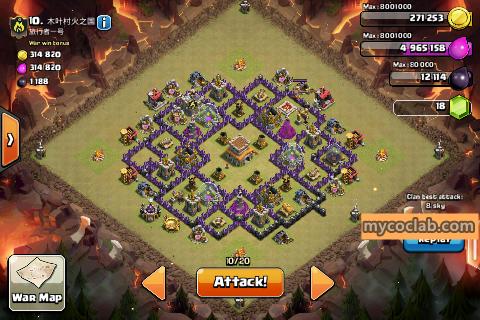 Th8 War Base  5 (mycoclab)