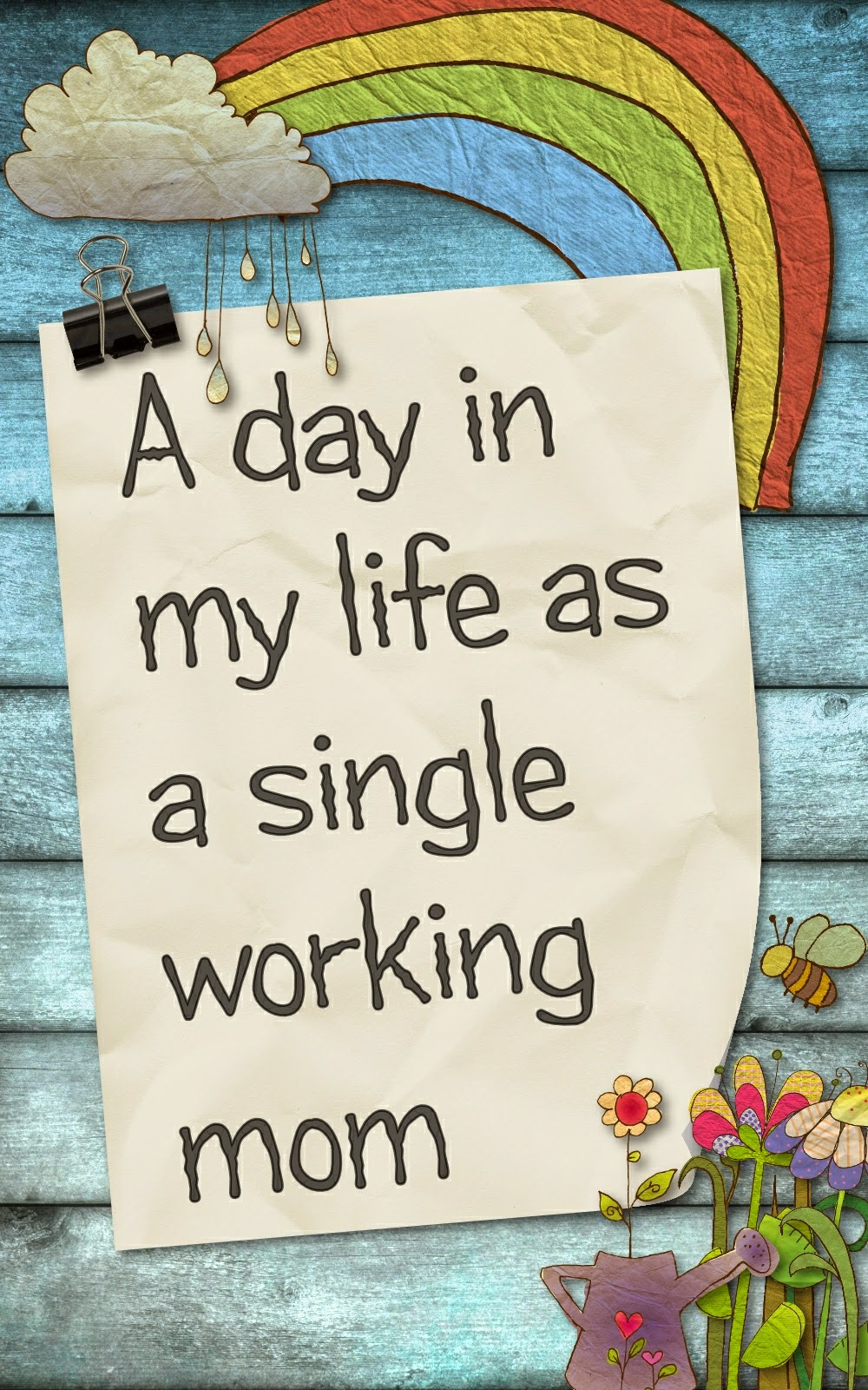 single working mom