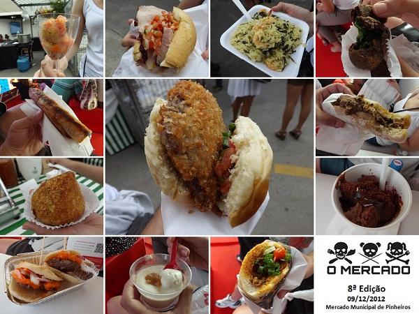 """8ª Feira Gastronômica """"O Mercado"""" (09/12/2012)"""
