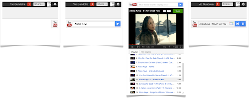 YouTube in Google+