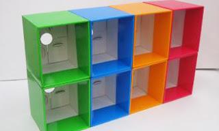 Kreo muebles de cart n una idea novedosa de transformar - Imagenes de muebles de carton ...