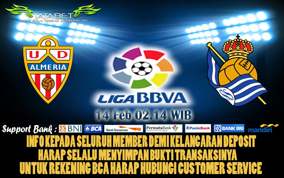 Prediksi Almeria vs Real Sociedad