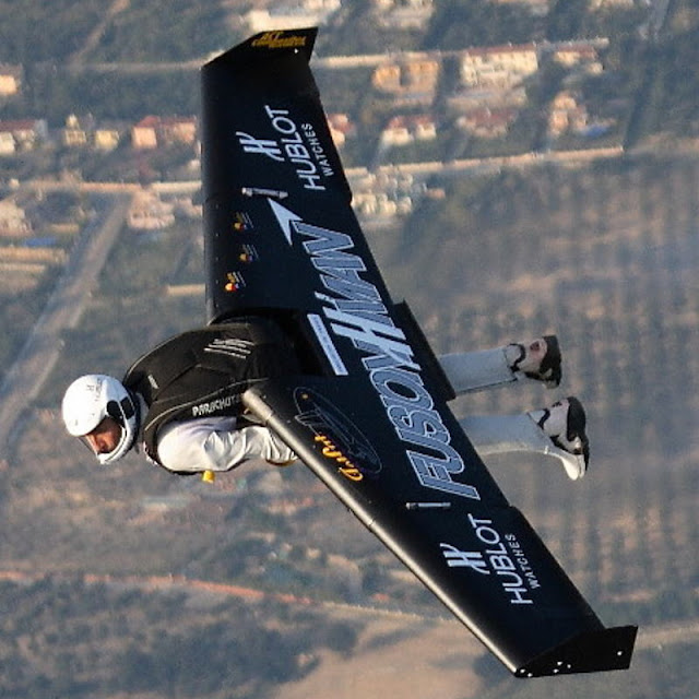 SmileCampus - Jetman Incredible Flying