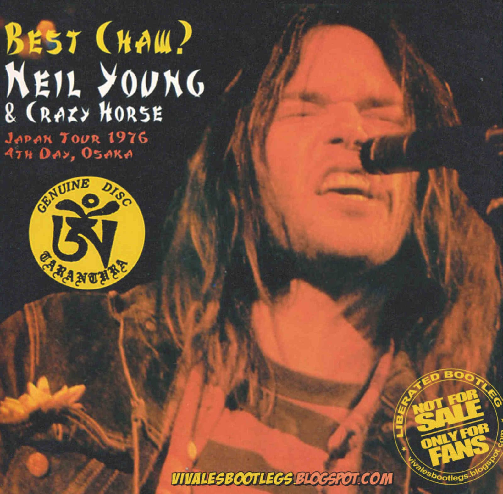 Neil Young & Crazy Horse* Neil Young With Crazy Horse - F*** Me Cause I'm Stoned (In Concert Offenbach)