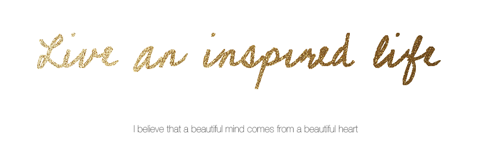 Live an Inspired Life: A Women's Blog by Tara Cabullo