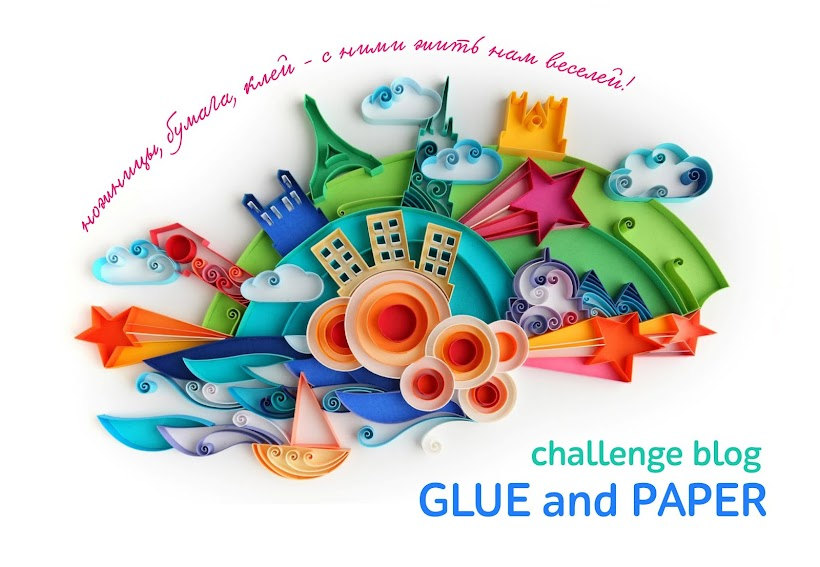 Блог интернет-магазина Glue & Paper