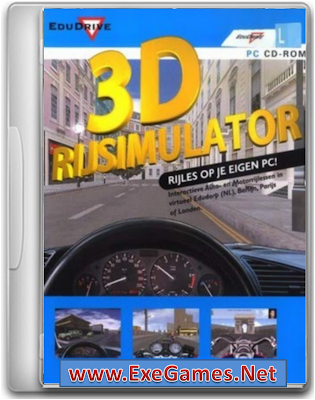 3D Driving School Europe Edition 5.1 Game