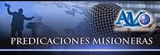 Predicaciones Misioneras