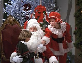 Tensions rise in Santa's Village