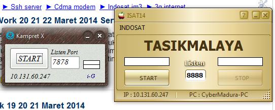 Inject Indosat Dan Telkomsel 21 22 23 24 Maret 2014