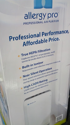 Envion Allergy Pro 450 True HEPA Filtration Professional Air Purifier to breathe easier