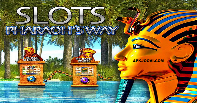 slot pharaohs way mod apk