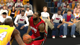 NBA 2K13 HD Skin Realistic Face Mod