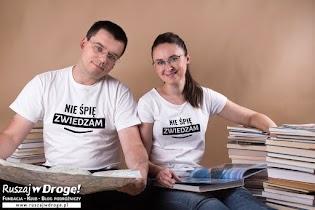 Kasia i Maciej Marczewscy - Ruszaj w Drogę