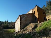 La façana nord de Can Se Raia
