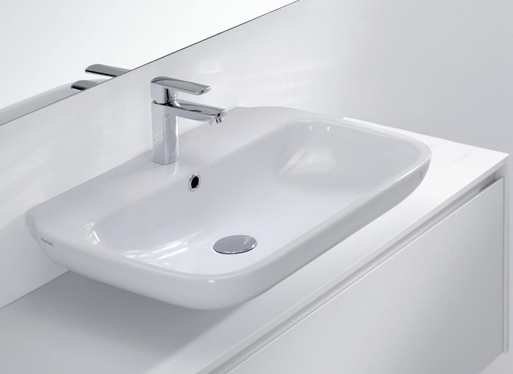 Quali sono i materiali pi diffusi per la produzione di lavabi da bagno stile bagno - Lavabi per cucina ...