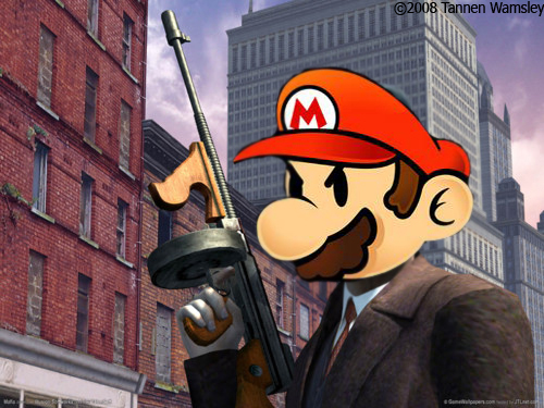 Mario Mafya Oyunu