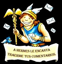 Hermes, el mensajero de tus comentarios