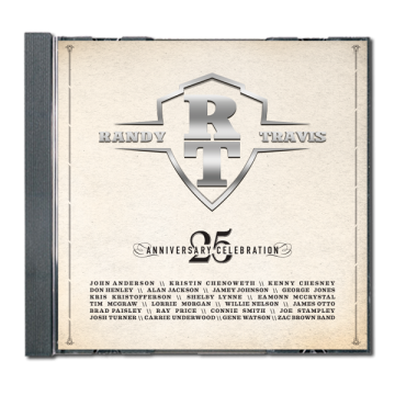 Randy Travis - 25 Anniversary Randy%2BTravis%2BCD%2B25