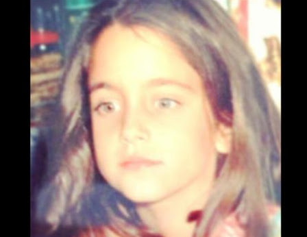 Φαινόταν από μικρή ότι θα γίνει η ωραιότερη Ελληνίδα!