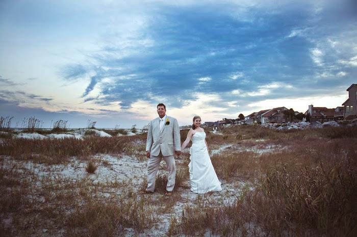 fripp island south carolina wedding photography