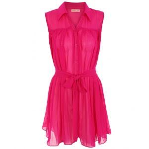 Krisp pink dress