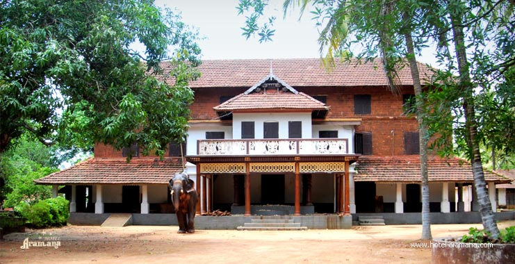 Varikkassery mana marked by krishnan varikkassery Old home renovation in kerala