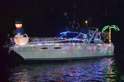 Cocoa Beach Boat Parade