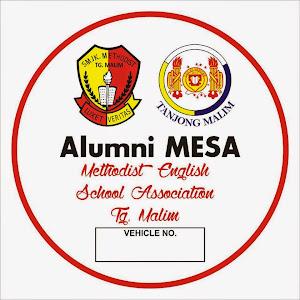 Pelekat Parkir Alumni MES