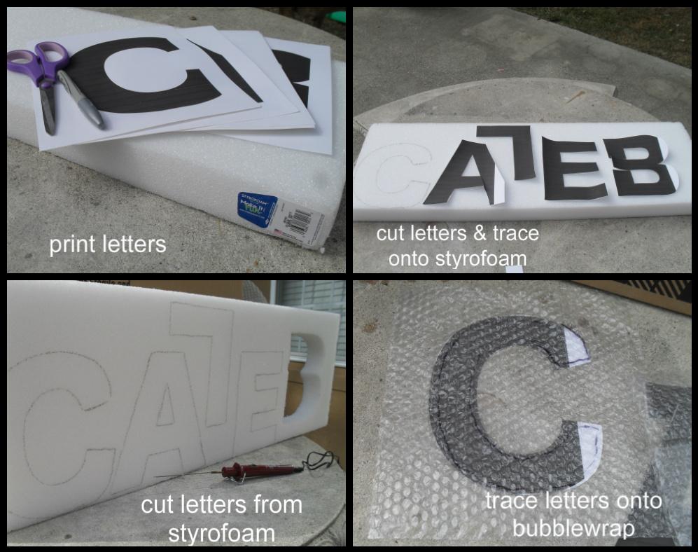youtube how to cut styrofoam