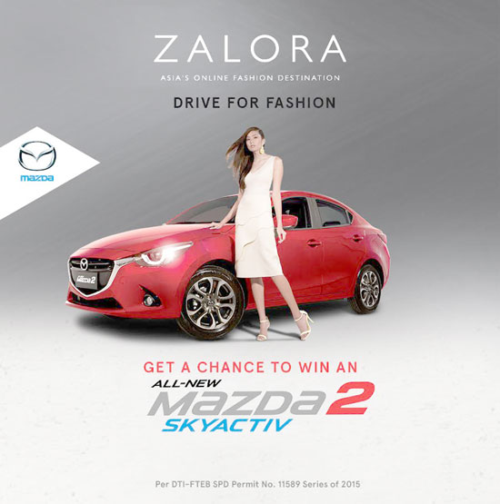 ZALORA's DRIVE FOR FASHION