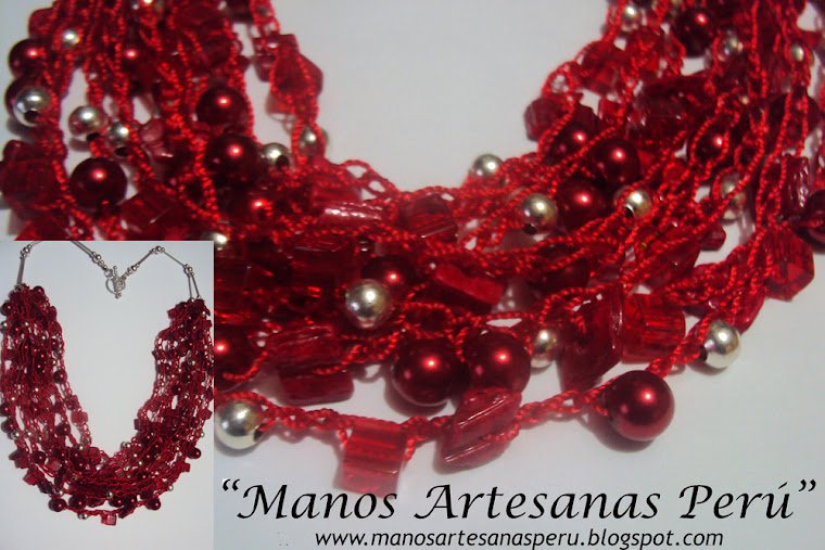 NEW!! Extasy in Red_necklace