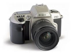 Nikon F60 (analógica)