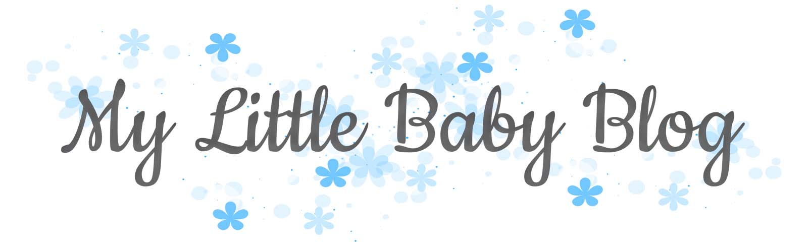 My Little Baby Blog