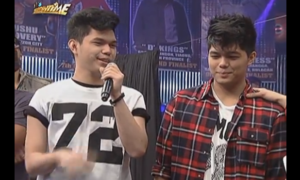Birthday Message for Vhong Navarro from his Two Sons