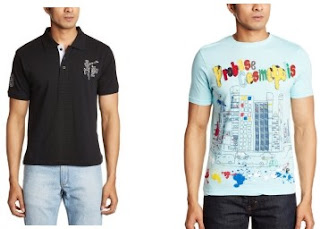 Amazon : Buy Men's Branded T-Shirts And Get at Flat 70% – 80% Off, starting Price at Rs.159 only – buytoearn