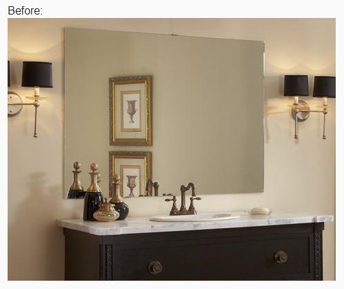 Updating Old Mirrors San Diego Interior Decorators Home - Bathroom accessories san diego