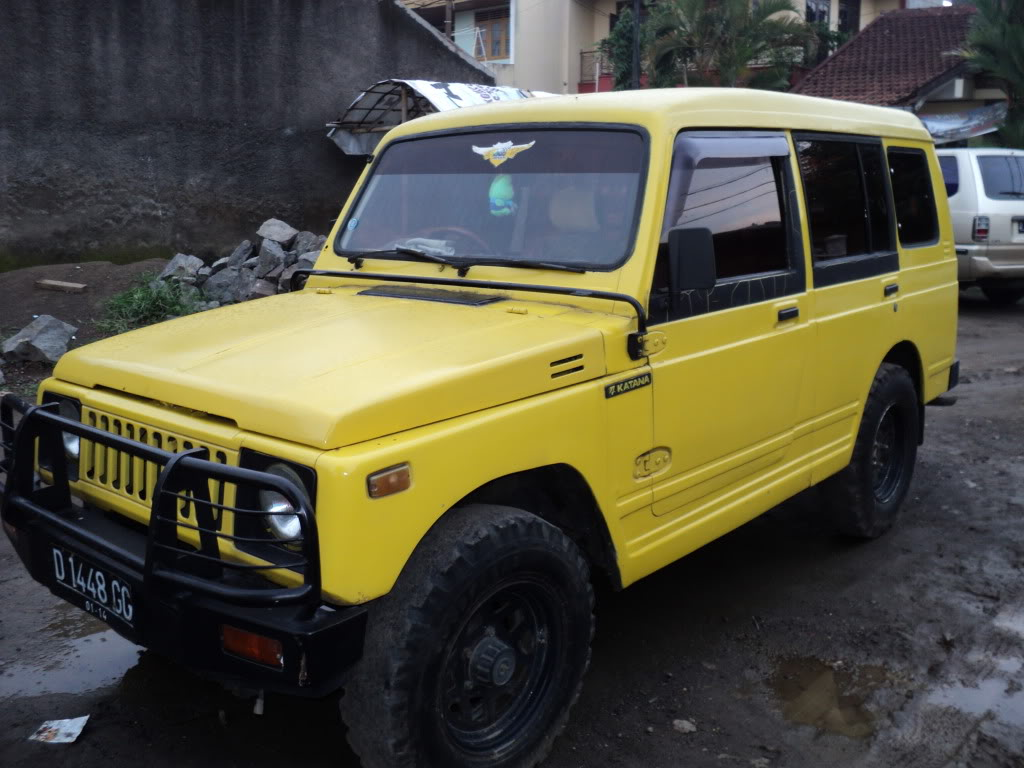 Jual Suzuki Katana Bandung - Mobil W