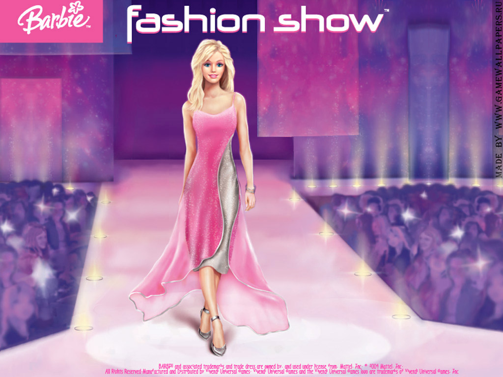 Dream Games Barbie Fashion Show