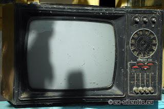 televizor portabil vechi