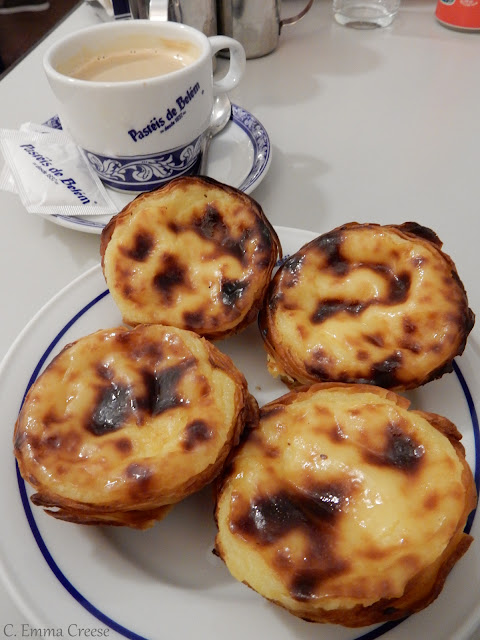 Where to eat in Belem de Nata tarts