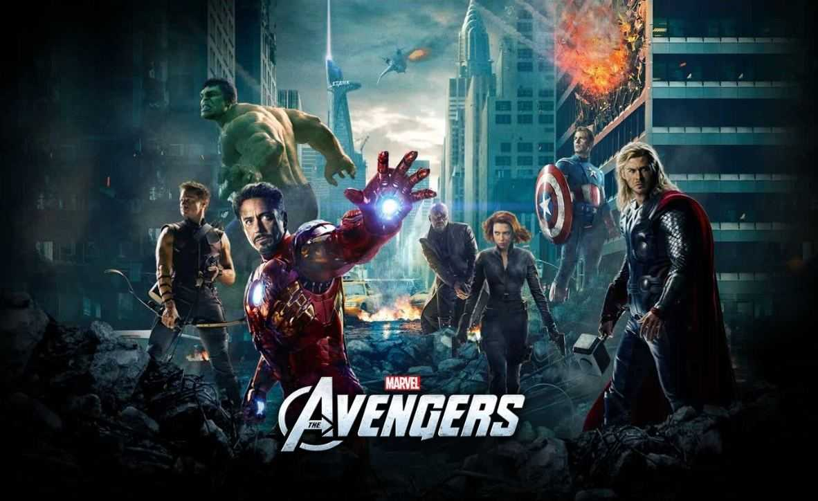 free the avengers movie - photo #7
