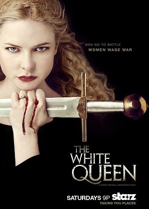 The White Queen Séries Torrent Download completo