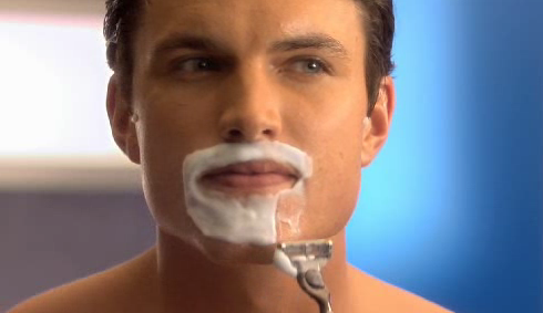 Gillette Body como afeitarse