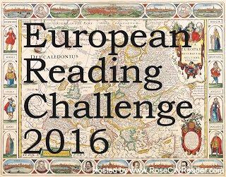 European Reading Challenge 2016