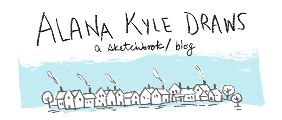 Alana Kyle Draws