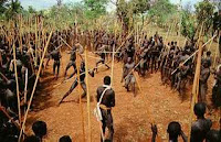 african Zurma tribe great african warriors