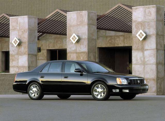 キャデラック・デビル Cadillac DeVille '00-05