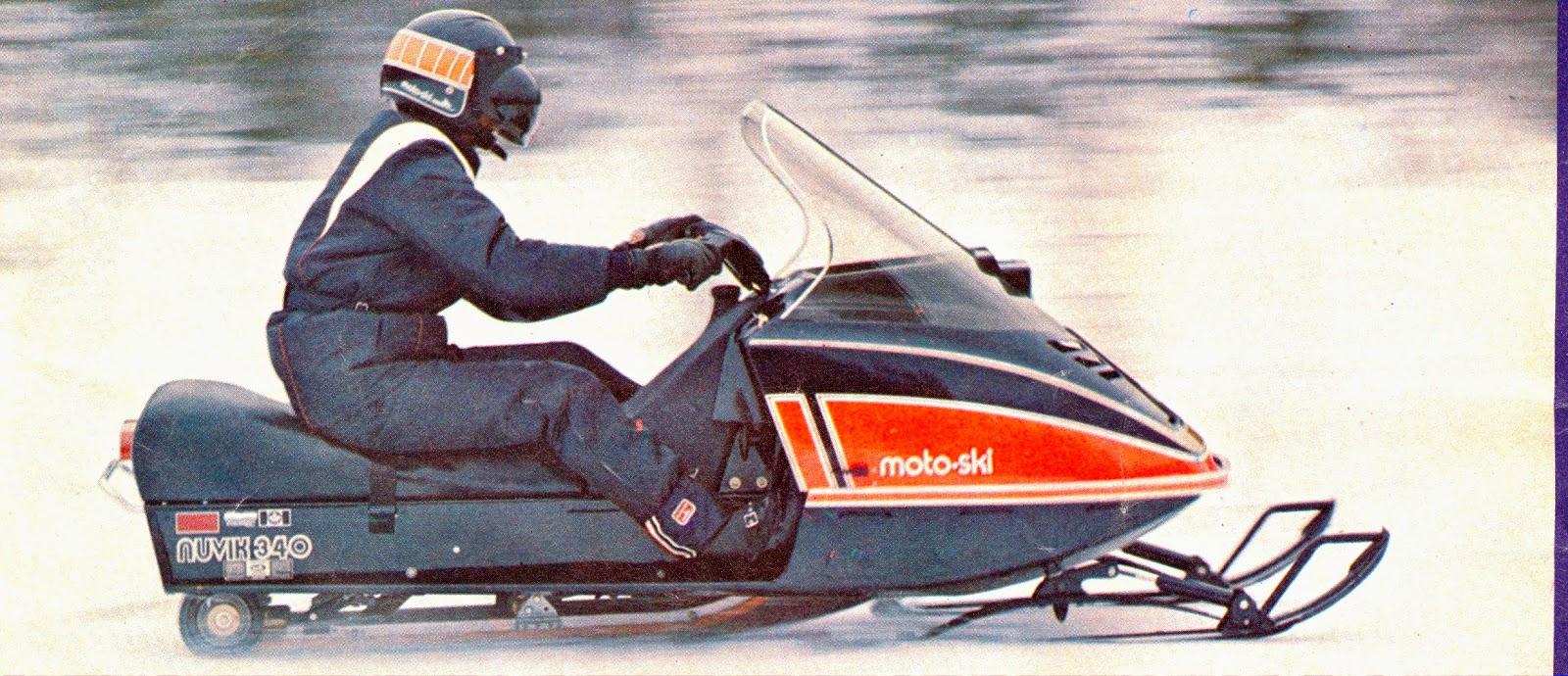 moto ski visitors